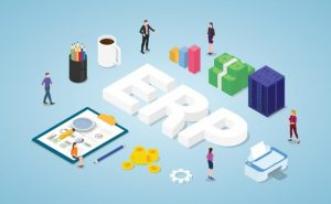 IFS ERP Modules Breakdown